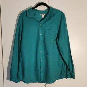 🆕 2 for $22 - Old Navy button up, size L